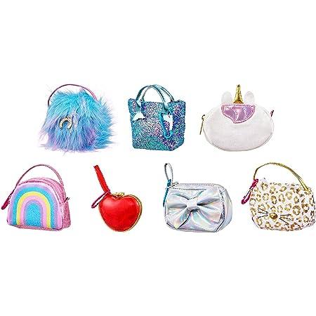 Real Lite   Handtasche   Modell zufällig  Die Mini-Handtaschen gefüllt mit Zubehör – aus dem TV