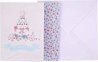 J&G Greeting Cards Wedding Wishes Card - Multi Color