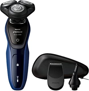 Philips Norelco Shaver 5150 with SmartClick Nose & Ear...