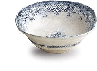 Arte Italica Burano Pasta/Cereal Bowl, Blue