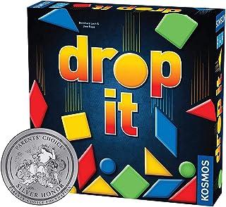 Thames & Kosmos Drop It | Super Fun Family Strategy Game | Parents' Choice Silver Award Winner