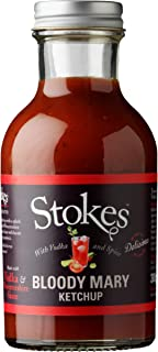 Stokes Bloody Mary Ketchup with Chase Vodka (300g) - Pack of 6