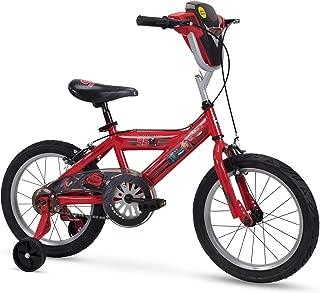 Huffy Disney Pixar Kid Bike Toy Story & Cars w/ 12 - 16 in Sizes Training Wheels (Renewed)