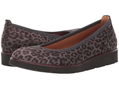 Gabor Gabor 34.140 (Grey Leopard Luchs Microvelour) Women