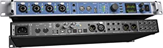 RME アールエムイー Fireface UFX 30イン/30アウト 24bit/192kHzサポート USB&FireWire オーディオインターフェイス 【国内正規品】