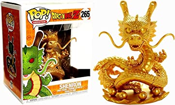 Funko Pop! Animation Dragon Ball Z Shenron #265 (Gold)