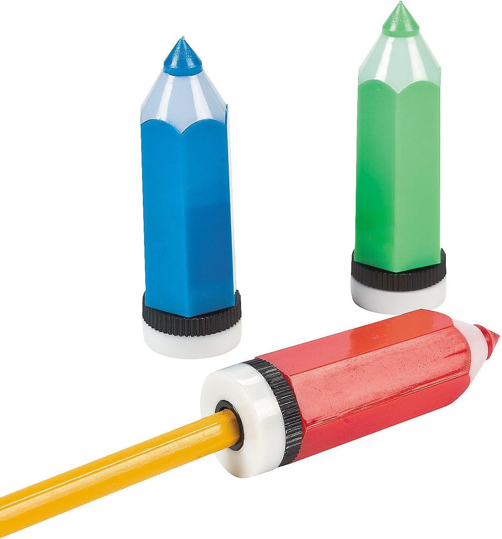 Fun Express Crayon Pencil Sharpeners a Pieces 12 New product!! Educational San Jose Mall -