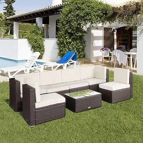 Sunbrella Outdoor Sofa Cushions For Patio Furniture Amazon Com