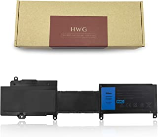 HWG 2NJNF Battery (6-Cell) Compatible Inspiron 14z-5423 / 15z-5523 Ultrabook, Fits P/N 2NJNF 8JVDG TPMCF T41M0 (11.1v 44Wh)