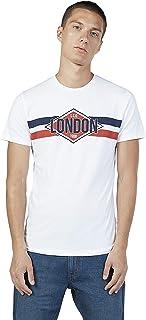 Lee Cooper Men 3202893 MUSCLE TEE P Tshirts