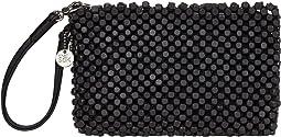 Black Wood Beads