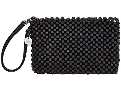 The Sak Montara Wristlet (Black Wood Beads) Handbags