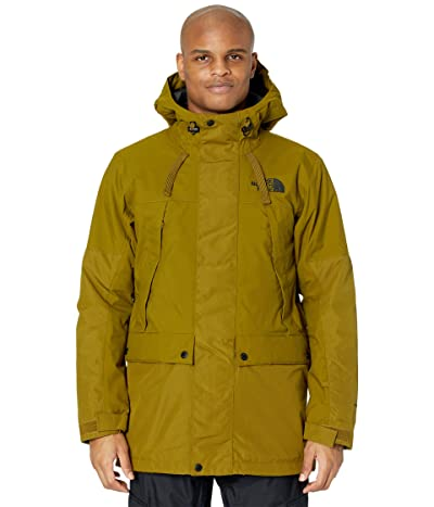 The North Face Goldmill Parka (Fir Green) Men