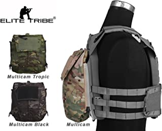 Paintball Equipment Tactical Backpack Combat Zip-ON Panel for Vest AVS JPC2.0 CPC