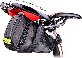 Birzman Roadster 1 .3L Saddle Bag, Black