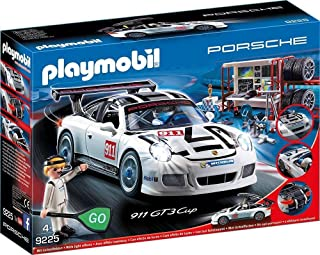 Playmobil Porsche Cup Racing Command Station multi color