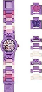 LEGO Watches and Clocks Girl's Quartz Plastic Watch Color:Purple (Model: 8021223)