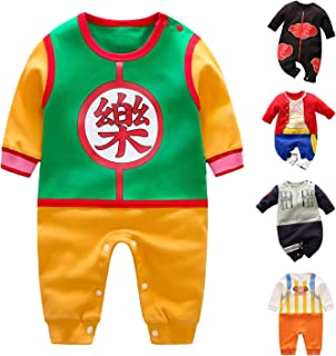 UGFGF-S3 Fishing Life Baby Boy Girl Long Sleeve Romper Jumpsuit Coverall