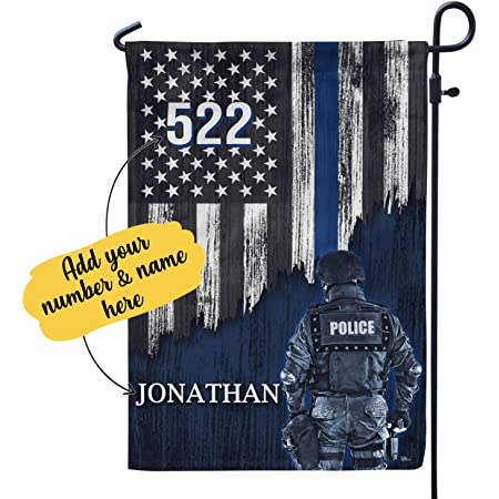 Last Name Sign Police Wife Police Officer Name Sign Police Sign Thin Blue Line Police Officer Police Officer Gifts Police Mom