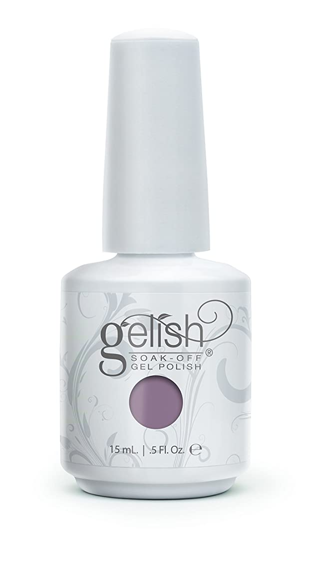 スタジオギネス第Harmony Gelish Gel Polish - I Or-chid You Not - 0.5oz / 15ml