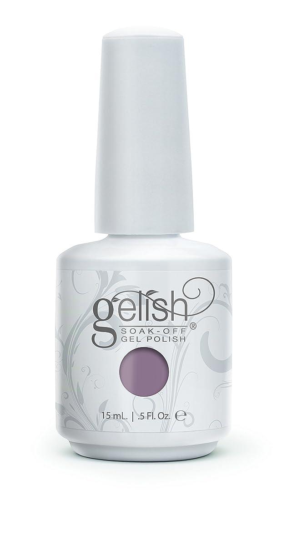 困惑したピンスペードHarmony Gelish Gel Polish - I Or-chid You Not - 0.5oz / 15ml