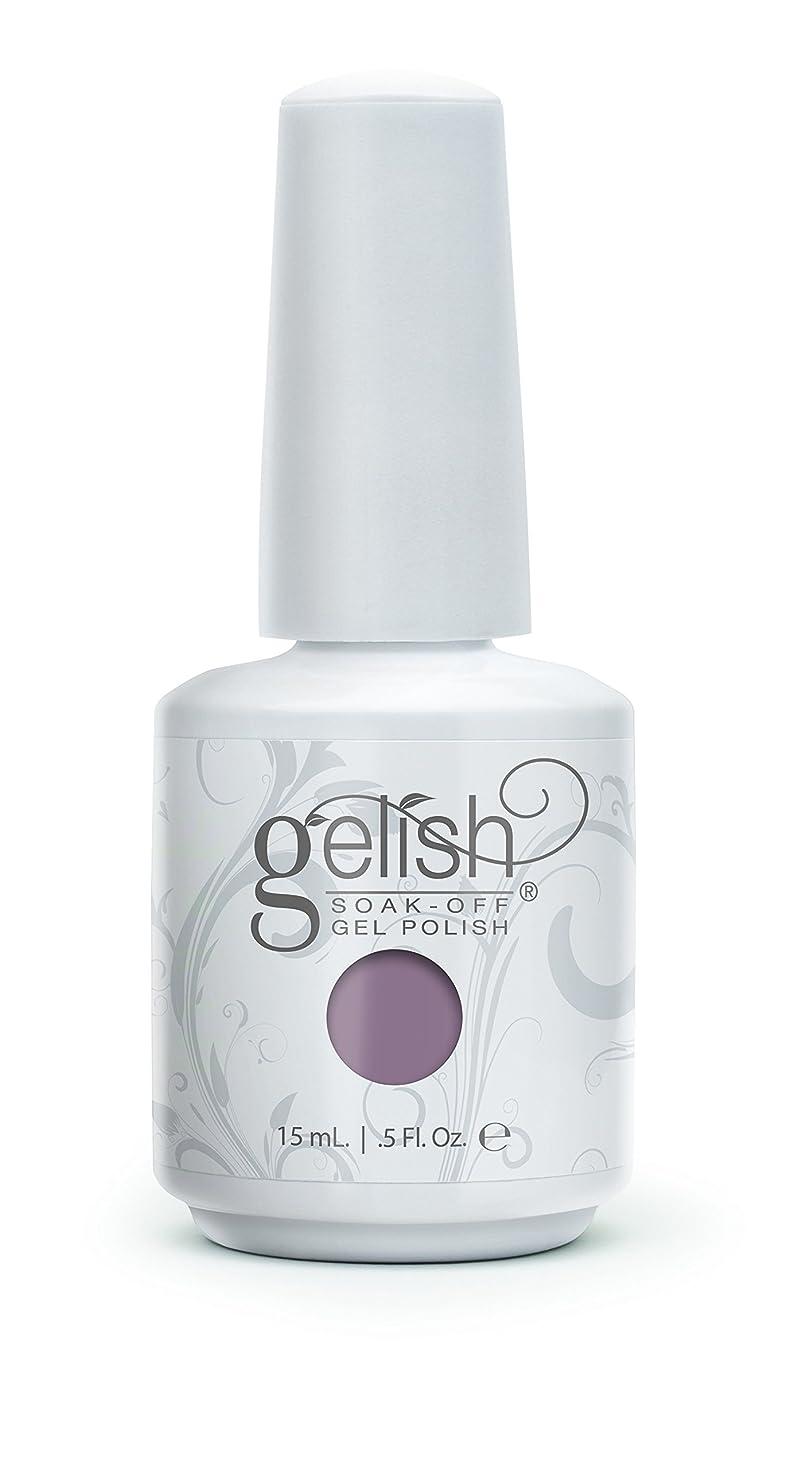 石鹸野球複雑なHarmony Gelish Gel Polish - I Or-chid You Not - 0.5oz / 15ml