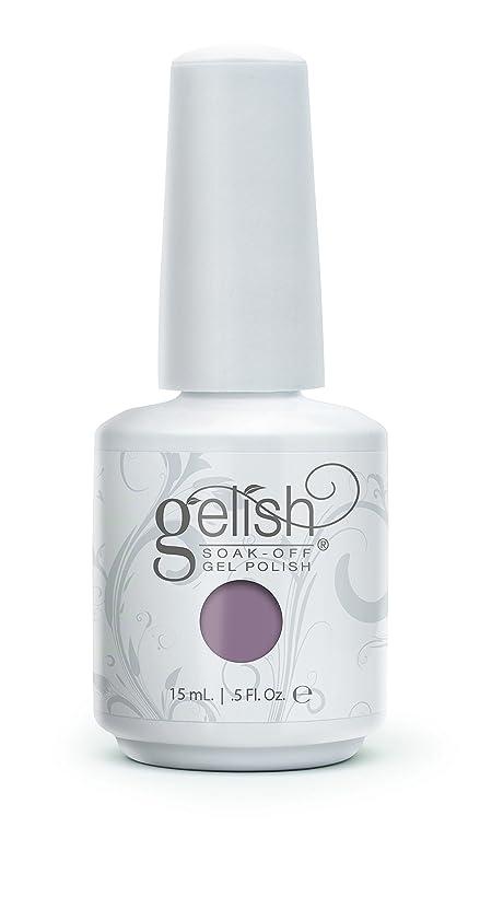 エミュレートするブランク約束するHarmony Gelish Gel Polish - I Or-chid You Not - 0.5oz / 15ml