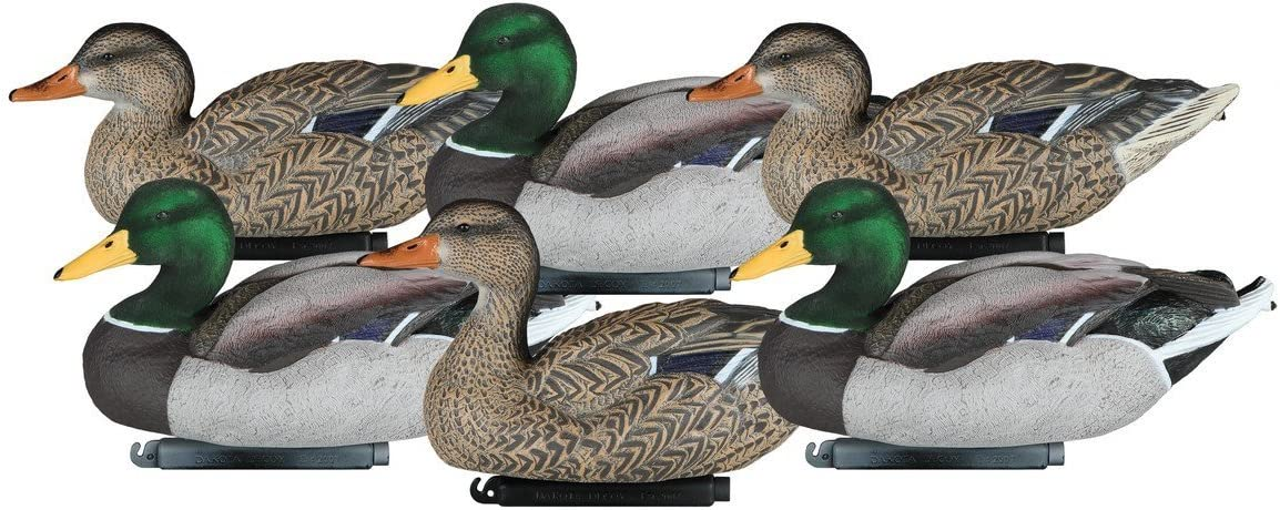 Cherokee Sports Fusion Series Shovelor Decoy 6 Per Box Inflatable And Weighted