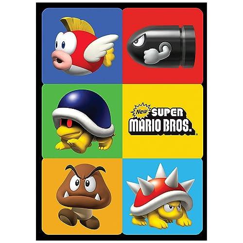 Mario Stickers: Amazon com
