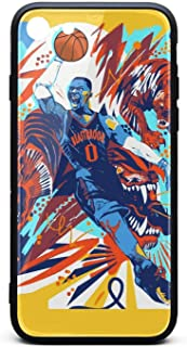 3D Phone Cases for iPhone 6/6s(Plus) 7/8 Non-Slip Shockproof Ultra Slim Stylish Perfectly Fit Tempered Glass Back Covers Durable PC TPU Scratch Resistant Shock Absorption Glossy