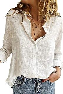 Amazon.es: Blusas y camisas para mujer - Nuestras marcas ...