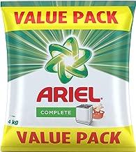 Ariel Complete Detergent Washing Powder Value Pack 8Kg - 4Kg + 4Kg
