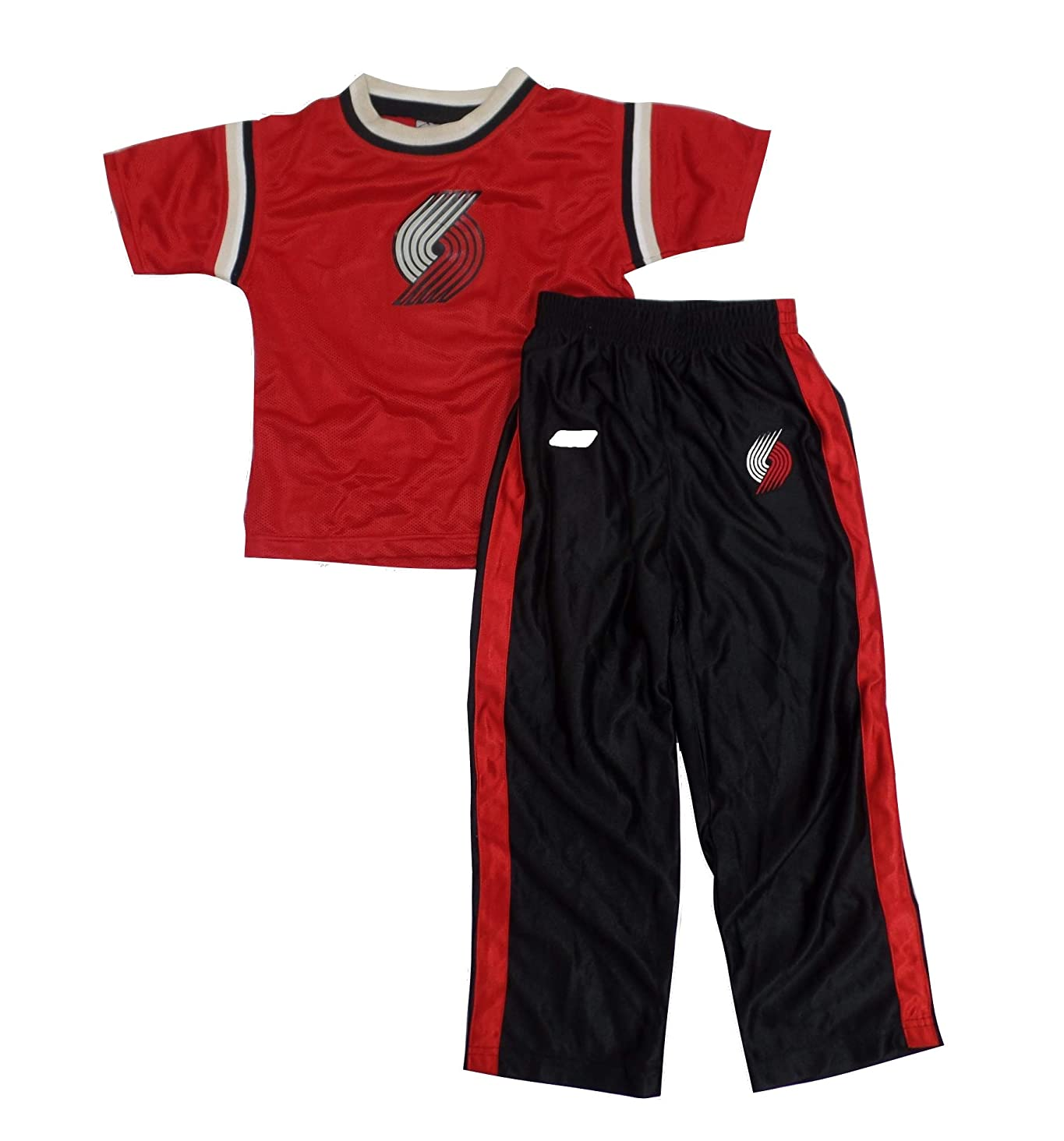 Portland Trail Blazers NBA Kids/Youth Jersey & Pants Set