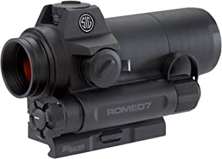 Sig Sauer Romeo 7 Red Dot 3 MOA Rail Gun Scope