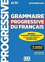 Grammaire progressive du francais - Nouvelle : Livre intermediaire