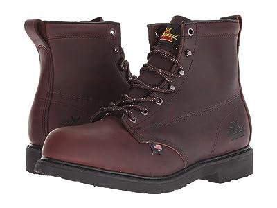 Thorogood Oil Rigger Series 6 Steel Toe (Brown) Men