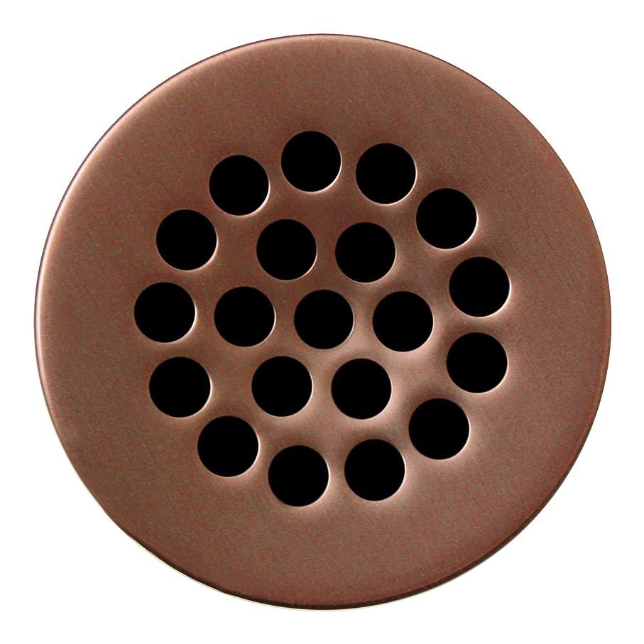 金額抵抗インペリアルホワイトハウスWH735-ACOグリッドドレイン2 1/8インチ、1 1/2インチ、アンティーク銅