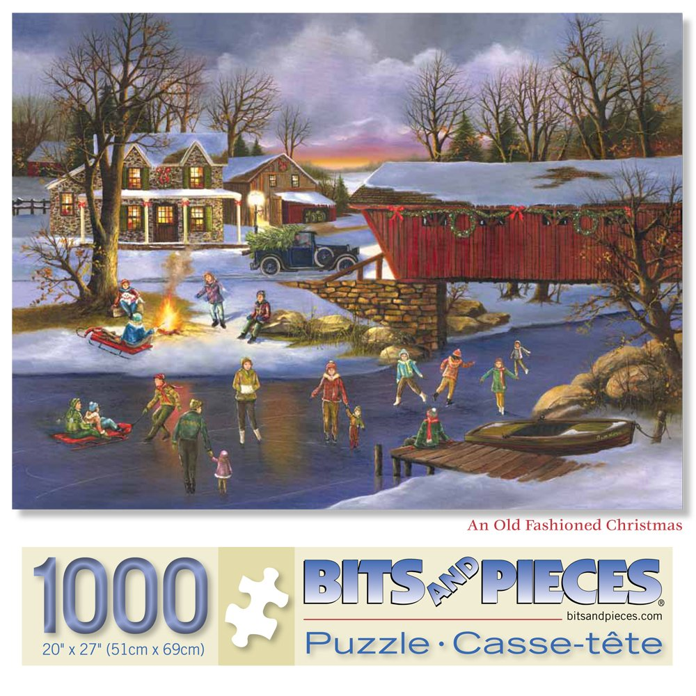 1000 Pieces H. Hargrove Bits
