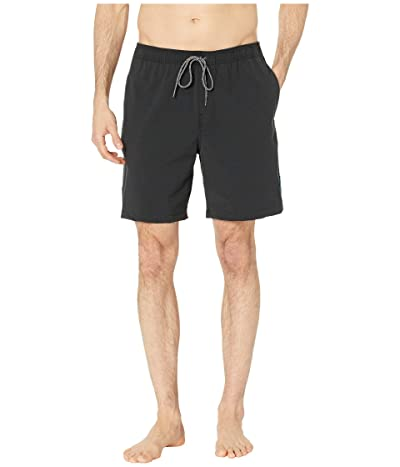 Rip Curl Sea Breeze Volley Swim Shorts (Black) Men