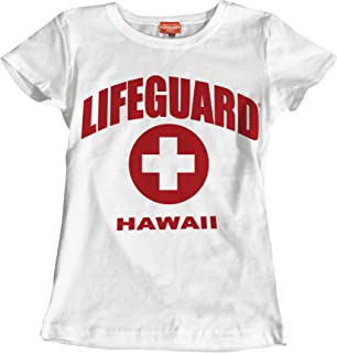 Lifeguard Hawaii Women's Tee
