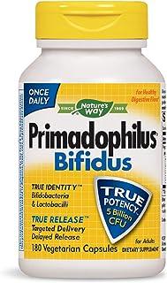 Nature's Way Primadophilus Bifidus, 180 Vcaps