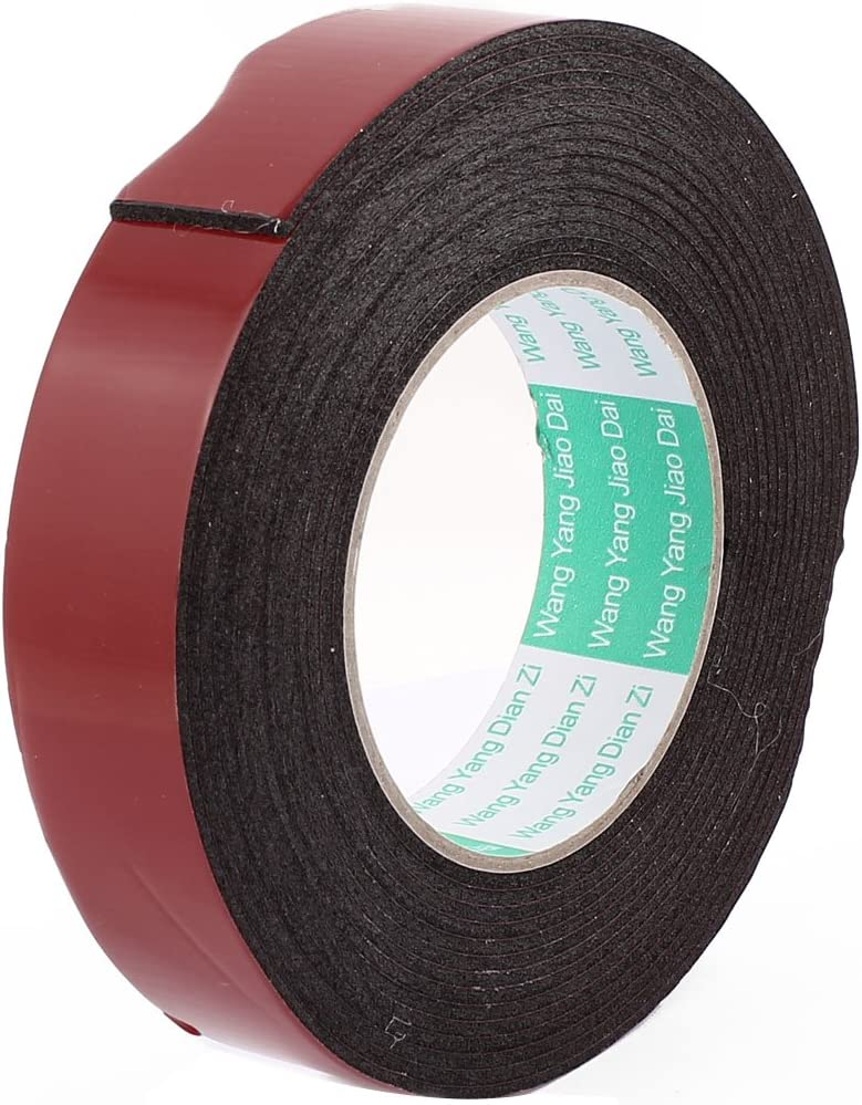 Aexit Black SEAL limited product Strong Adhesive Tapes Double DIY Tape Sided Sale Special Price