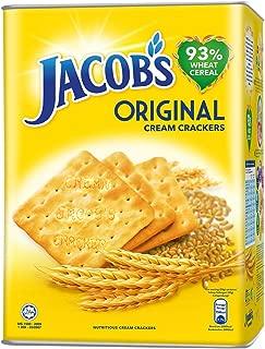 Jacob's Original Cream Cracker 750g Can
