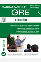 GRE Geometry (Manhattan Prep GRE Strategy Guides Book 3) Kindle Edition