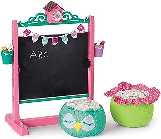 "American Girl WellieWishers Ready to Learn Garden School Set for 14.5"" Dolls"