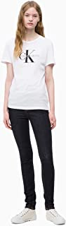 Calvin Klein Jeans Women's Core Monogram Reg Fit Logo Tee, Assorted