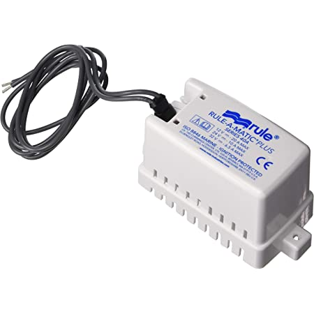 Johnson Pumps 36303 Ultima Switch Solid-state Level Sensing