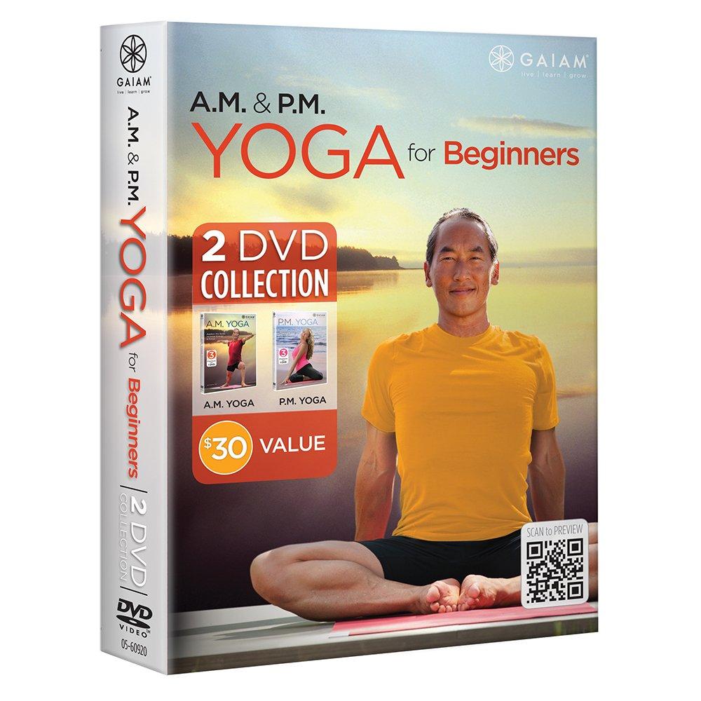 Rodney Yee's Ranking TOP15 A.M. Long-awaited P.M. Beginner's for Yoga