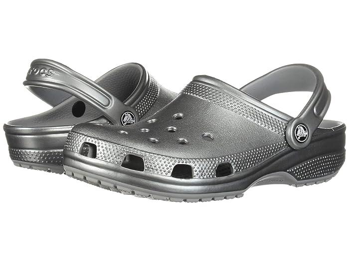 e26344aa Crocs Classic Metallic Clog | Zappos.com