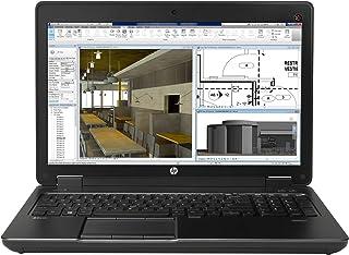 HP ZBook 15 G2 – Intel Core i7-6820HQ – 32 GB – 512 GB SSD – NVIDIA Quadro M2000M – Windows 10 Pro multilingüe, teclado QWERTZ (teclado alemán) de 15,4